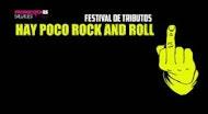 Festival de tributos HAY POCO ROCK N´ ROLL. Bilbao