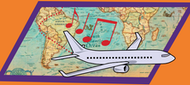 Around the World in Music: Family Event