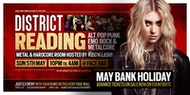 DISTRICT Reading // Huge Alternative Club Night // Early May Bank Holiday