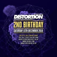 Distortion 2nd Birthday