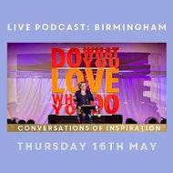 Conversations Of Inspiration - Birmingham
