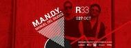 R33 Barcelona Presenta: Mandy & Manuel Del Giudice
