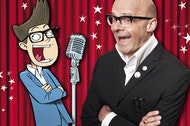 Harry Hill's KIDZ SHOW: How To Be Funny - For KIDS!