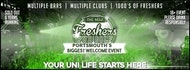Portsmouth` s Biggest Welcome Party// The Mile Freshers Pub Golf 2019// Your Uni Life Starts Here!