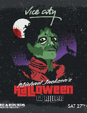 Michael Jackson Night 'Halloween Special' - DJ Set