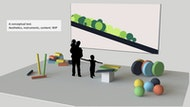 New Watermans Building: Big Screen Prototypes