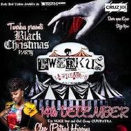 Twerkus black christmas party