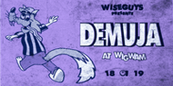Demuja at Wigwan 18/01/19