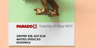 Paradox with Grittrip B2b Just Ellie, Matteo Spedicati, Roohwax