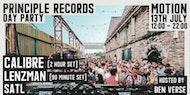 Principle Records Day Party