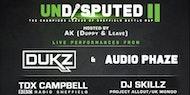 Undisputed Part 2 - Sheffield 8 MC Grime Tournament