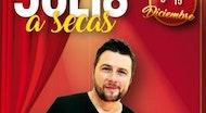 Julio a secas: cena, monólogo y fiesta en Casino de Mallorca