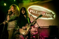Whole Lotta Band - Led Zeppelin Experience en Madrid
