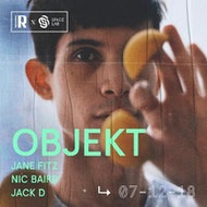Resonate x Space Lab present: Objekt & Jane Fitz