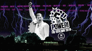 """THE POWER / """"THE GREATEST POWER BALLADS ON EARTH!"""" / WYLAM BREWERY"""