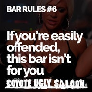 Coyote Ugly Fridays