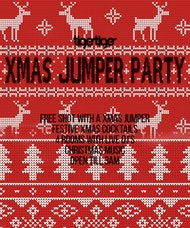Christmas Jumper Party