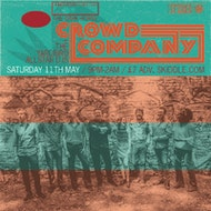 The Yardbird proudly presents..Crowd Company (Live)