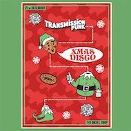 Transmission Funk 'Christmas Disco in a Bagel Shop'