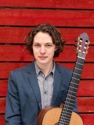 ANDREY LEBEDEV guitar - Hattori Foundation Rush Hour Recital