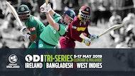 T20 Double-Header Ireland V Zimbabwe