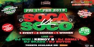 SOCA VS SOCO (REP YOUR FLAG)