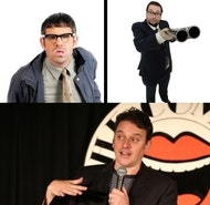 Hyena Lounge Comedy Club - Gary Delaney, Angelos Epithemiou & Alex Boardman