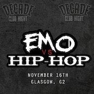 Emo VS Hip-Hop - GLASGOW