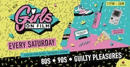 ALL NEW GIRLS ON FILM - Sat 8th June