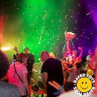 Raver Tots x Garage Nation: Summer Jam! London