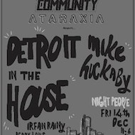 Detroit In The House w/ Mike Huckaby