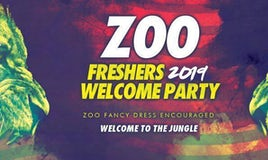 Manchester Freshers Welcome Party   ZOO Theme Special