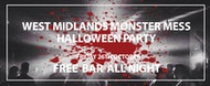 West Midlands Monster Mess Halloween Party