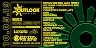 Outlook Festival 2019 Official Bristol Launch Party
