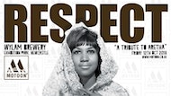 """MOTOON / R-E-S-P-E-C-T """"Our Tribute To Aretha"""" / WYLAM BREWERY"""