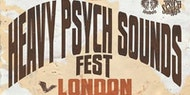 Heavy Psych Sounds Fest w/Dead Witches & more