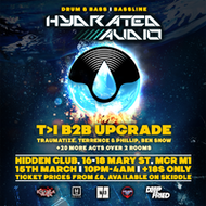 Hydrated Audio ft Upgrade b2b T>I, Ben Snow, Terrence&Phillip