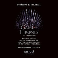 Game Of Thrones Screening
