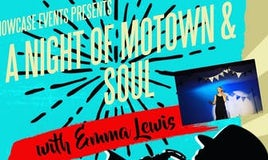 An Evening Of Motown & Soul with Singer Emma Lewis