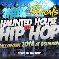 MILK x RASCALS HALLOWEEN 2018   House of Haunted Hip Hop
