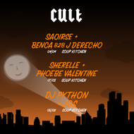 CULT — Sherelle + Phoebe Valentine