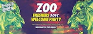 Leeds Freshers Welcome Party | ZOO Theme Special