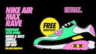 Nike Air Max Rave - Easter Bank Holiday Thursday