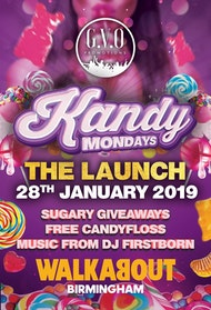 The OFFICIAL: Gvo  Kandy Monday Launch