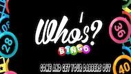 Who's? Bingo @ Bierkeller Leeds. By Who's? BINGO