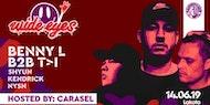Wide Eyes: Benny L B2B T>I | Shyun | Carasel