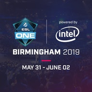 ESL ONE BIRMINGHAM SUNDAY