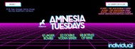 AMNESIA TUESDAYS at Indi (Arcadian) - £1 Entry + FREE JAGERBOMB guestlist!