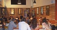 Monólogos en Bioparc Café