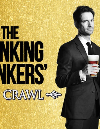 The Thinking Drinkers: Pub Crawl